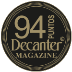 94 points, vintage 2.016, Decanter Magazine 2.019