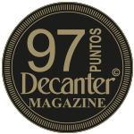 97 points, vintage 2.015, Decanter Magazine 2.019