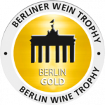 Gold Medal, vintage 2012. Berliner Wine Trophy 2017.